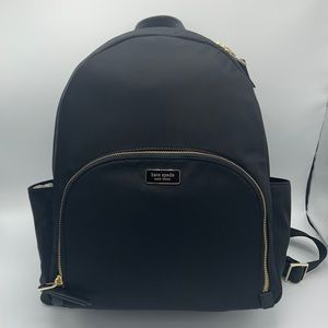 ⚡️NEW⚡️NWT KATE SPADE Large Backpack Dawn Black
